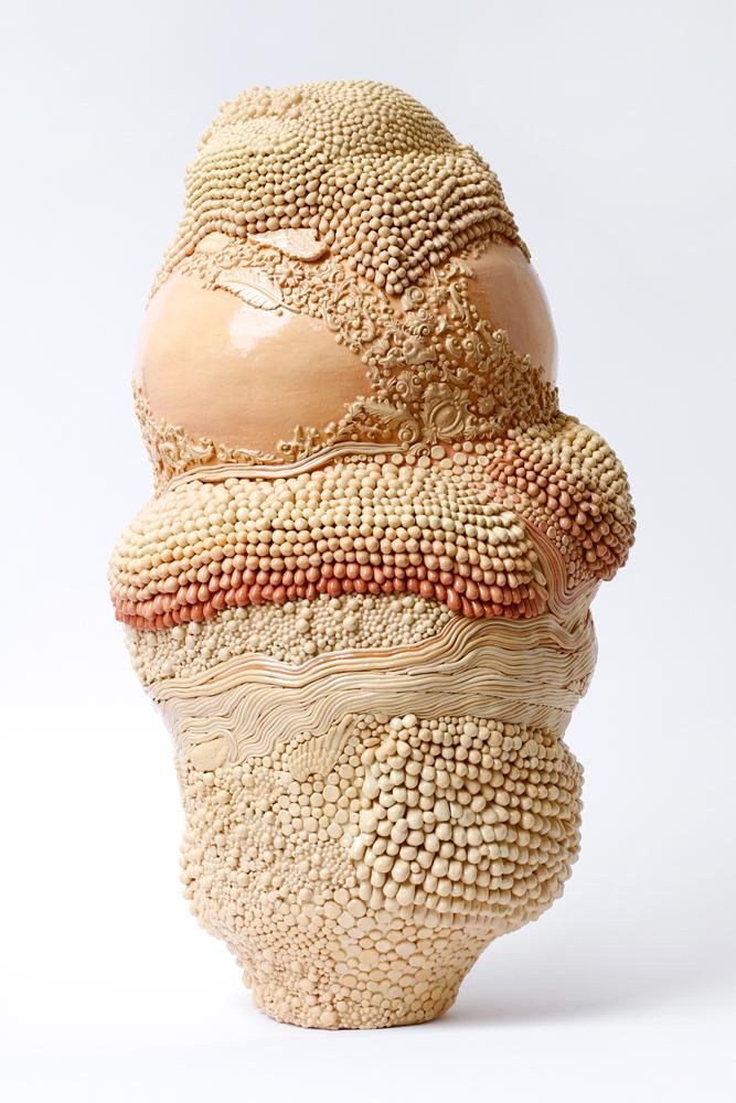 Aphrodite, 2016 Keramik, 57 x 32 x 31 cm