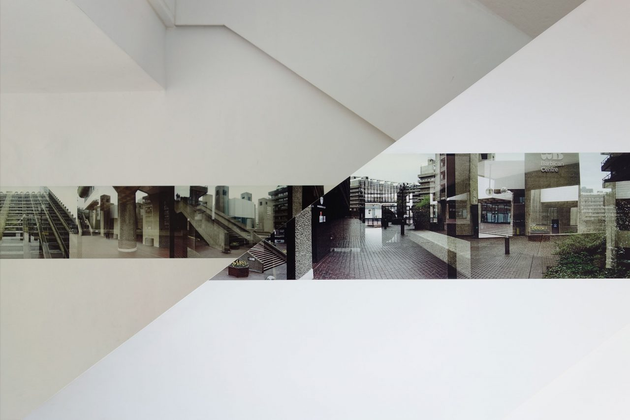 Installation View | Urban Notations [ Barbican] | 2012 | CasperMuellerKneer, Shakespeare Tower, Barbican