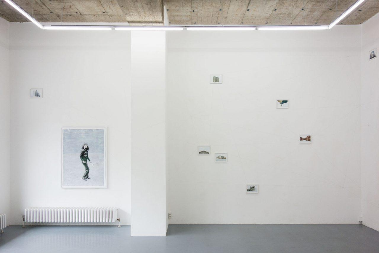 exhibition view: DREAMLAND | 2015 | Galerie Loris Berlin