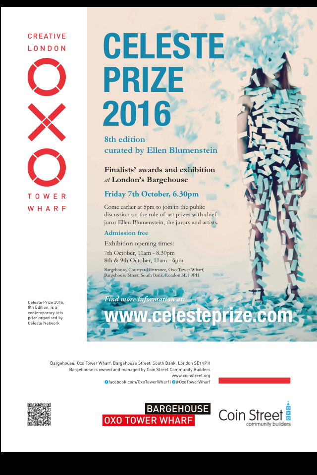 Celeste Prize image