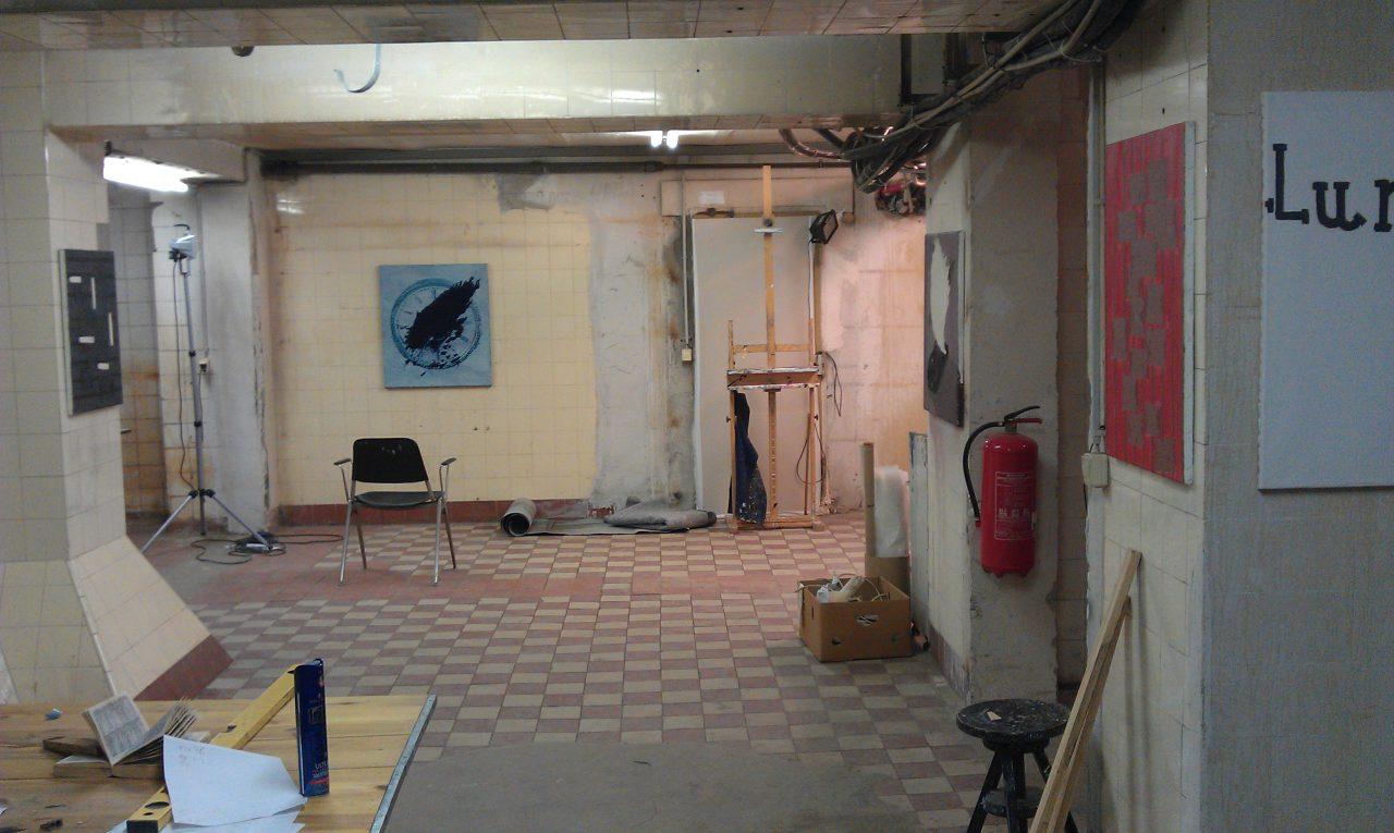 Studio Große-Leegestr. 97-98, Berlin