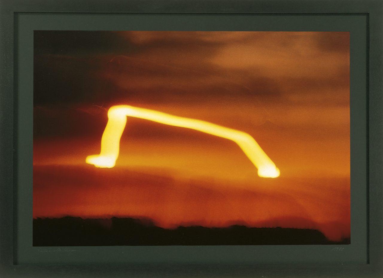 Brücke | 1982 | Cibachrome | 73,5 x 101 cm
