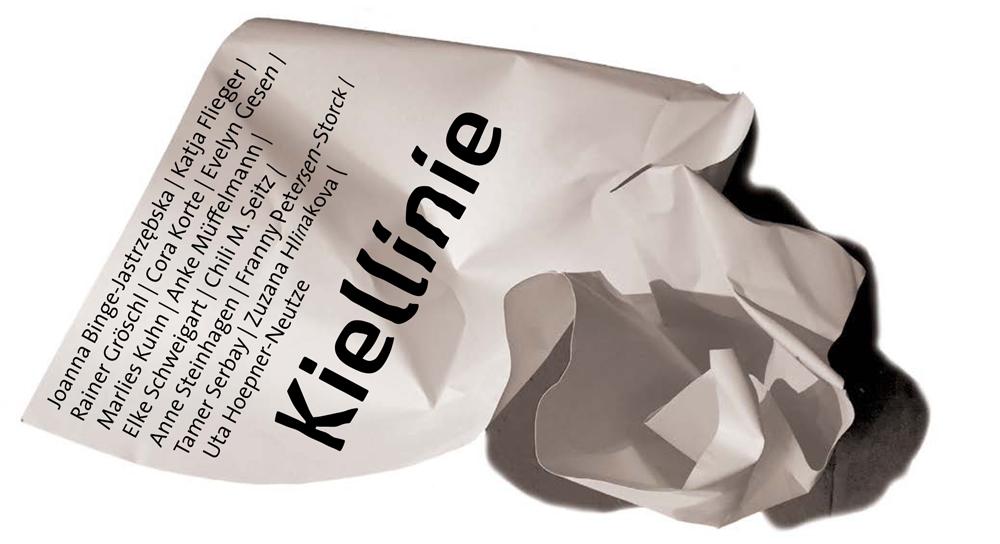 """Groupshow """"Kiellinie"""" image"""