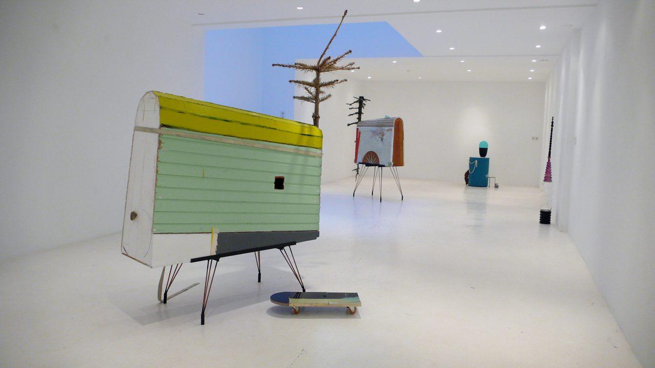 """Black matters"", Marthouse Gallery, Amsterdam, 2010"