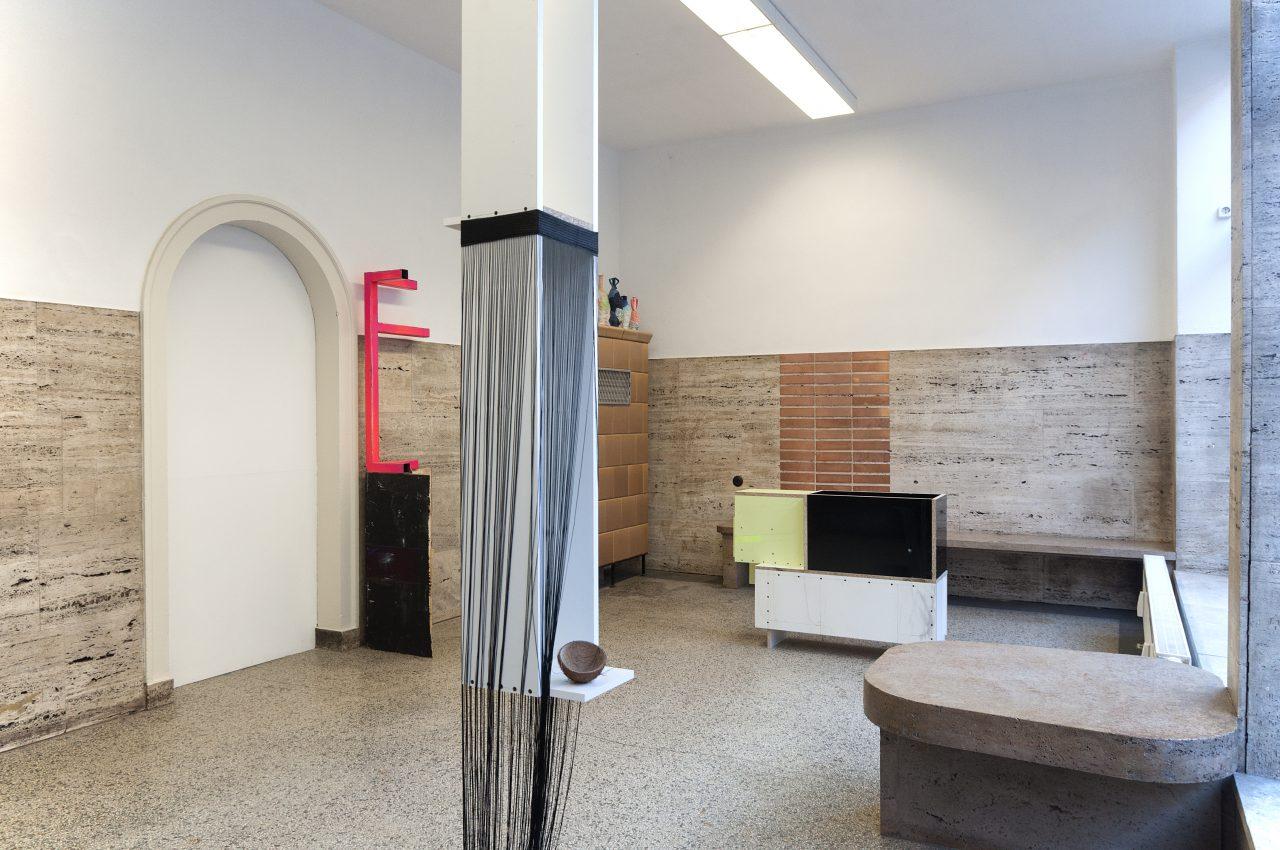 """""""SMPL"""", Gallery Hammerschmidt Gladigau, 2015"""