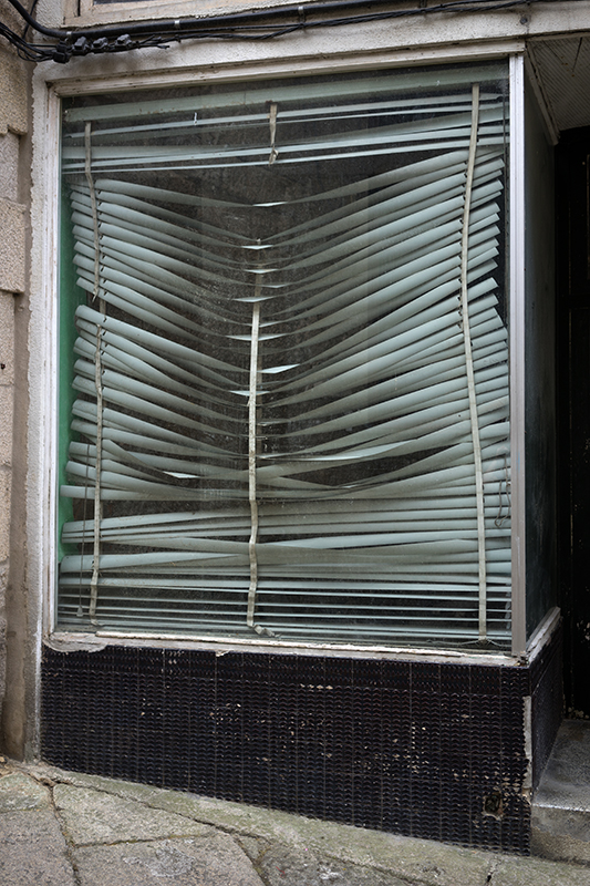 Tired Blinds, 2015