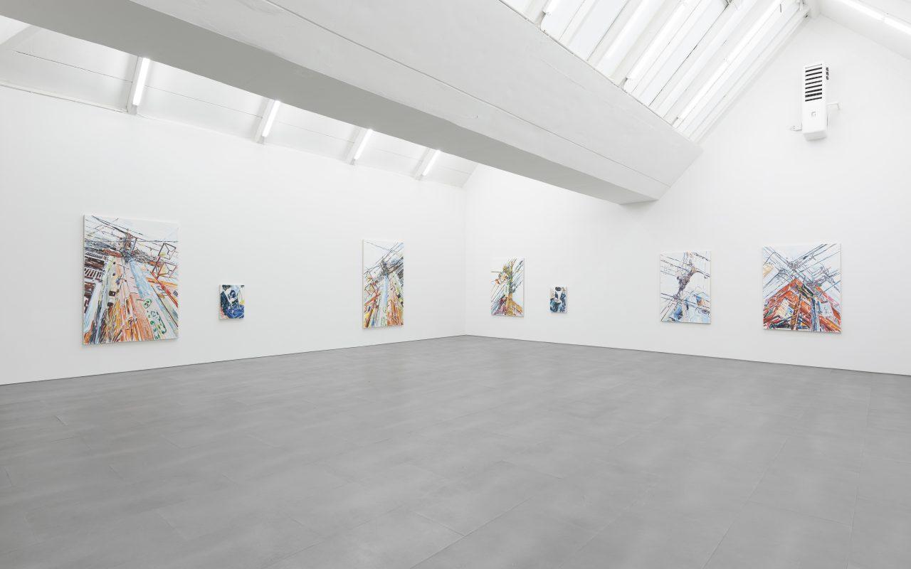 """Rays Around You"", carlier I gebauer , Berlin, 2017"