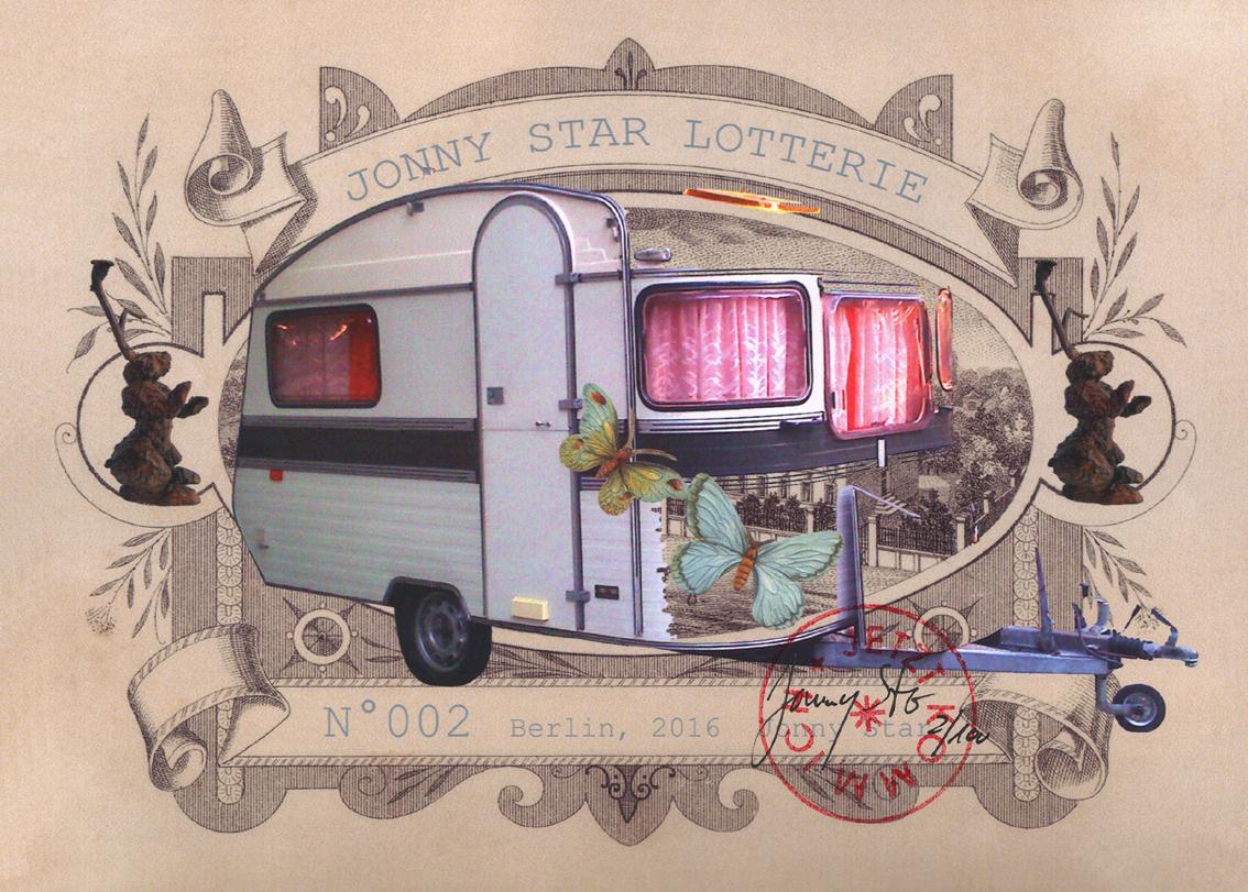Jonny Star Lottery image