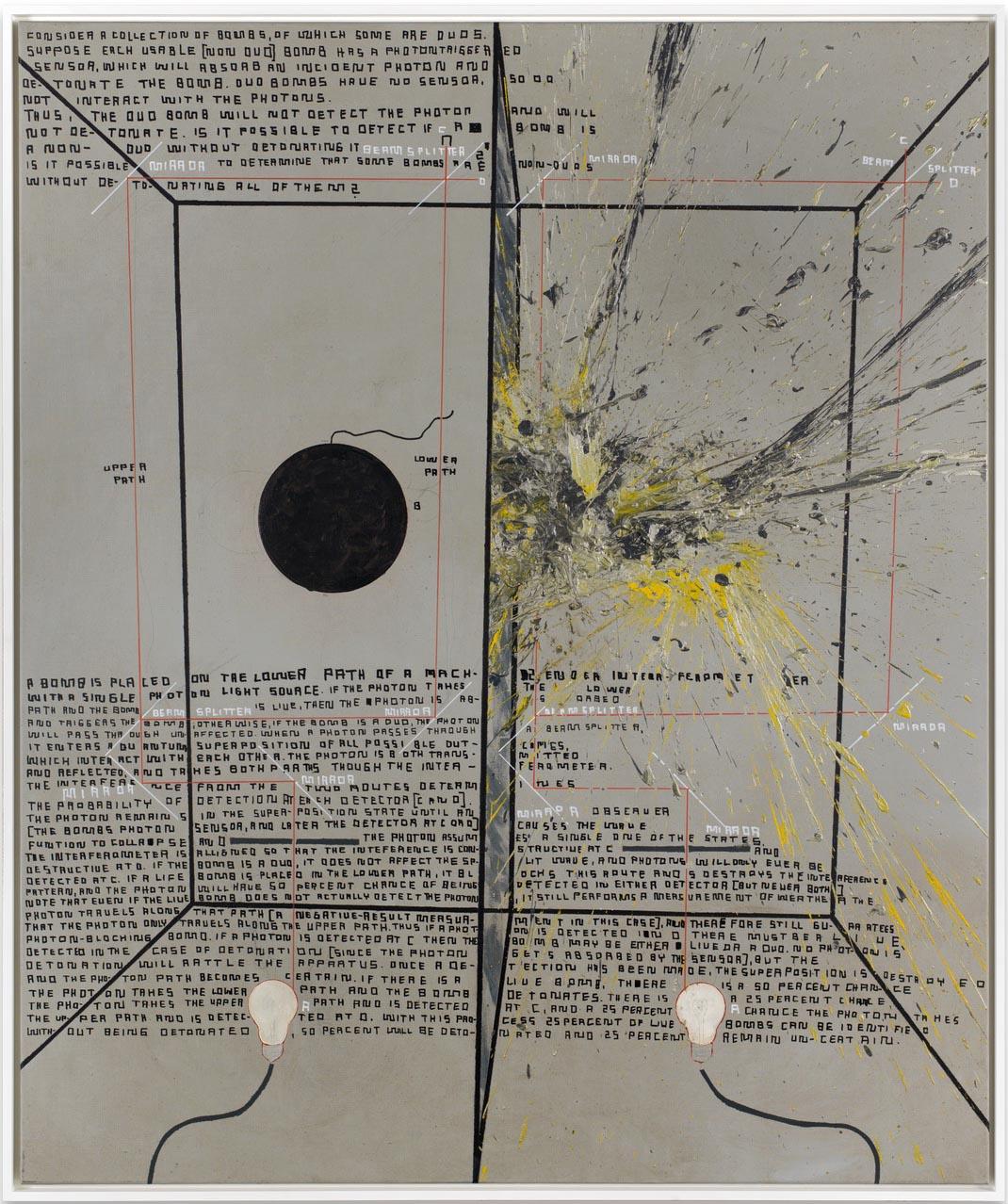 Galerie Guido W. Baudach   Booth 5 at Art Basel Miami Beach
