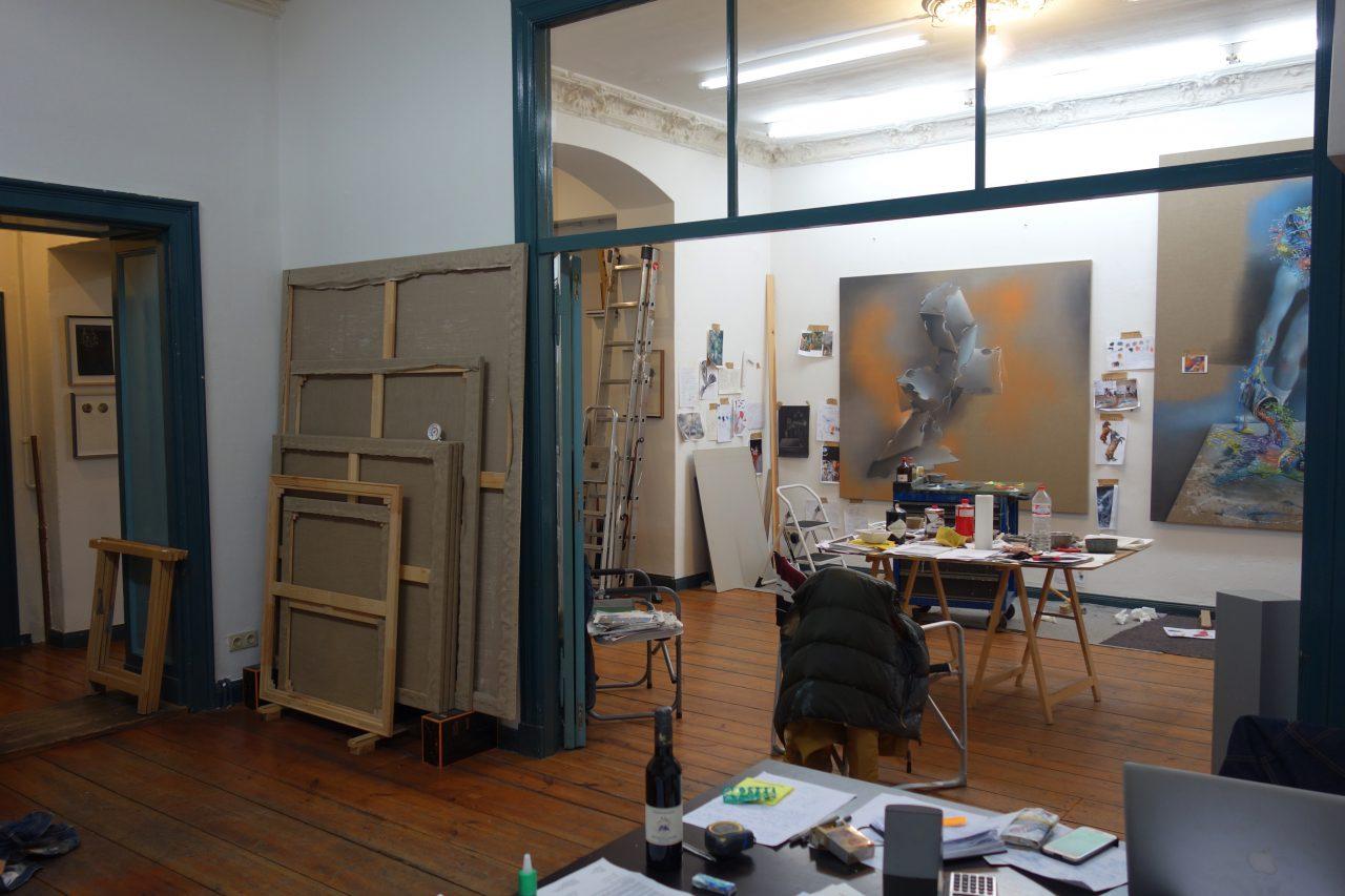 Atelier Bernhard Martin | Photo: Bernhard Martin, 2016