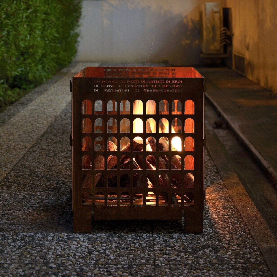 Braciere (Brazier) | Philip Topolovac | available artwork