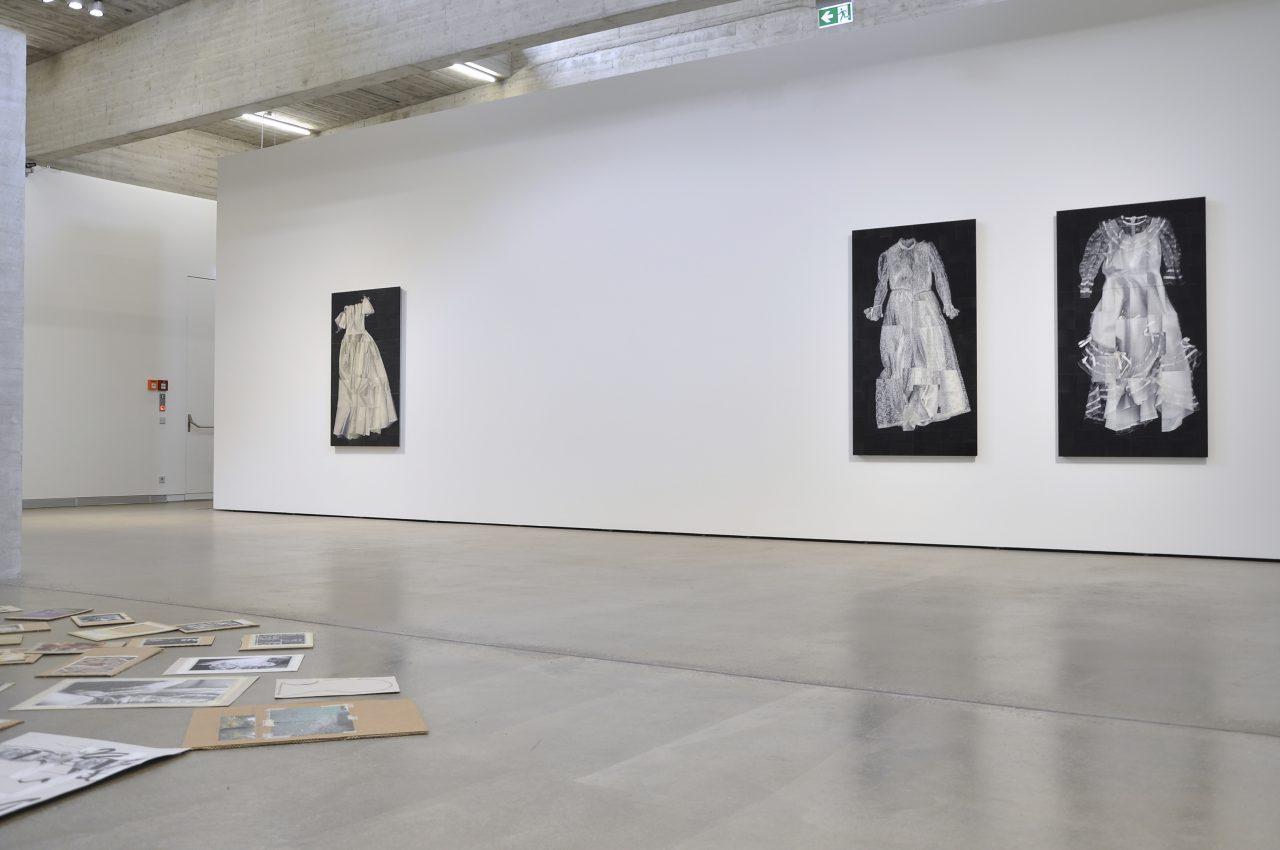 Exhibition View PORT25, Mannheim, 2016 (Foto: Toni Montana Studios)