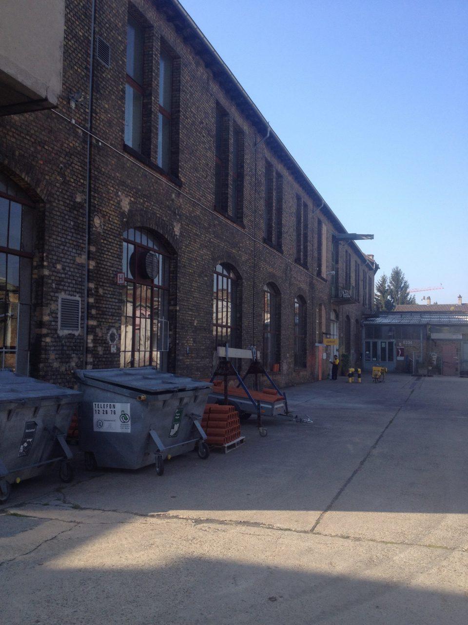 Studio Waggonfabrik, Mainz, Germany (Foto: Andrea Esswein)