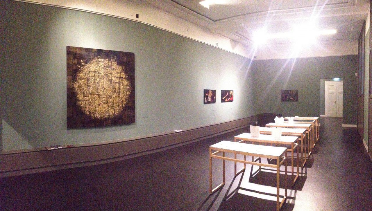 Exhibition View Kunsthalle Mannheim 2016 (Foto: Andrea Esswein)
