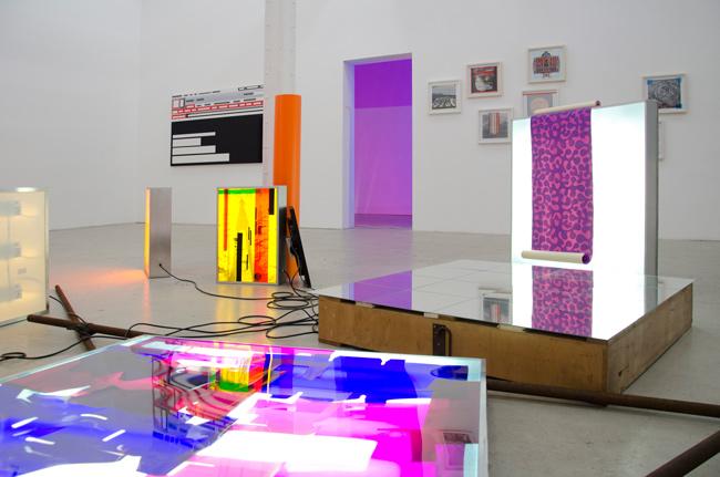 Facility Way, 2016, Galerie b2 Leipzig