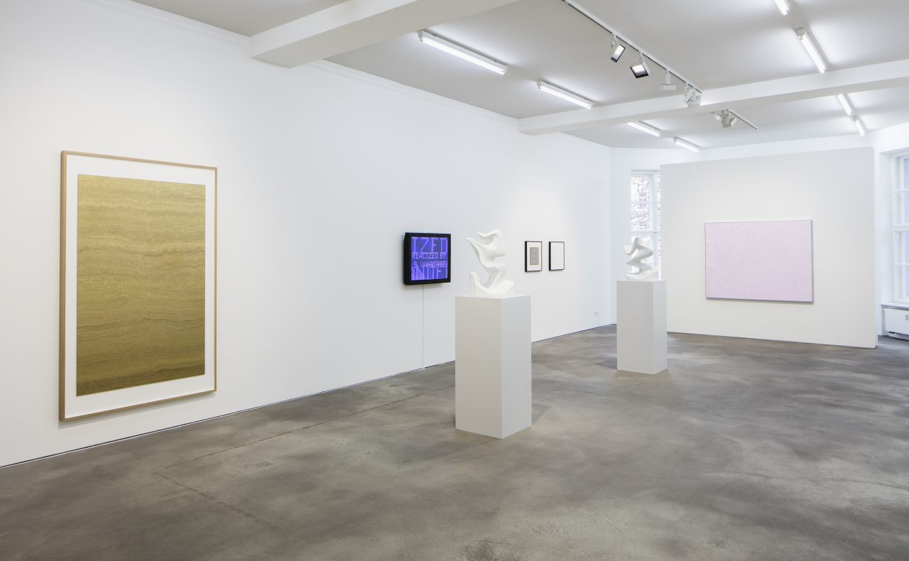 3rd Wave Solar Shield, 2015   Dreaming Mirrors Dreaming Screens, 2016   curated by Johannes Fricke Waldthausen / Goodroom   Sprüth Magers, Berlin