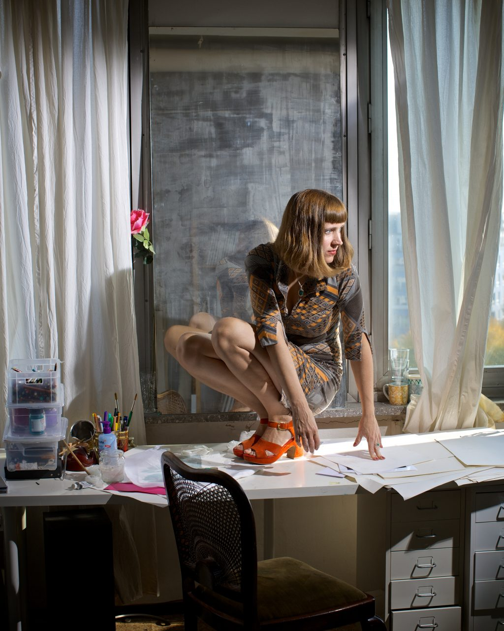 Studio Photo, Oliver Mark