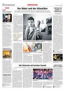Westfalen Allgemeine Zeitung: The Painter and the Assassin Image