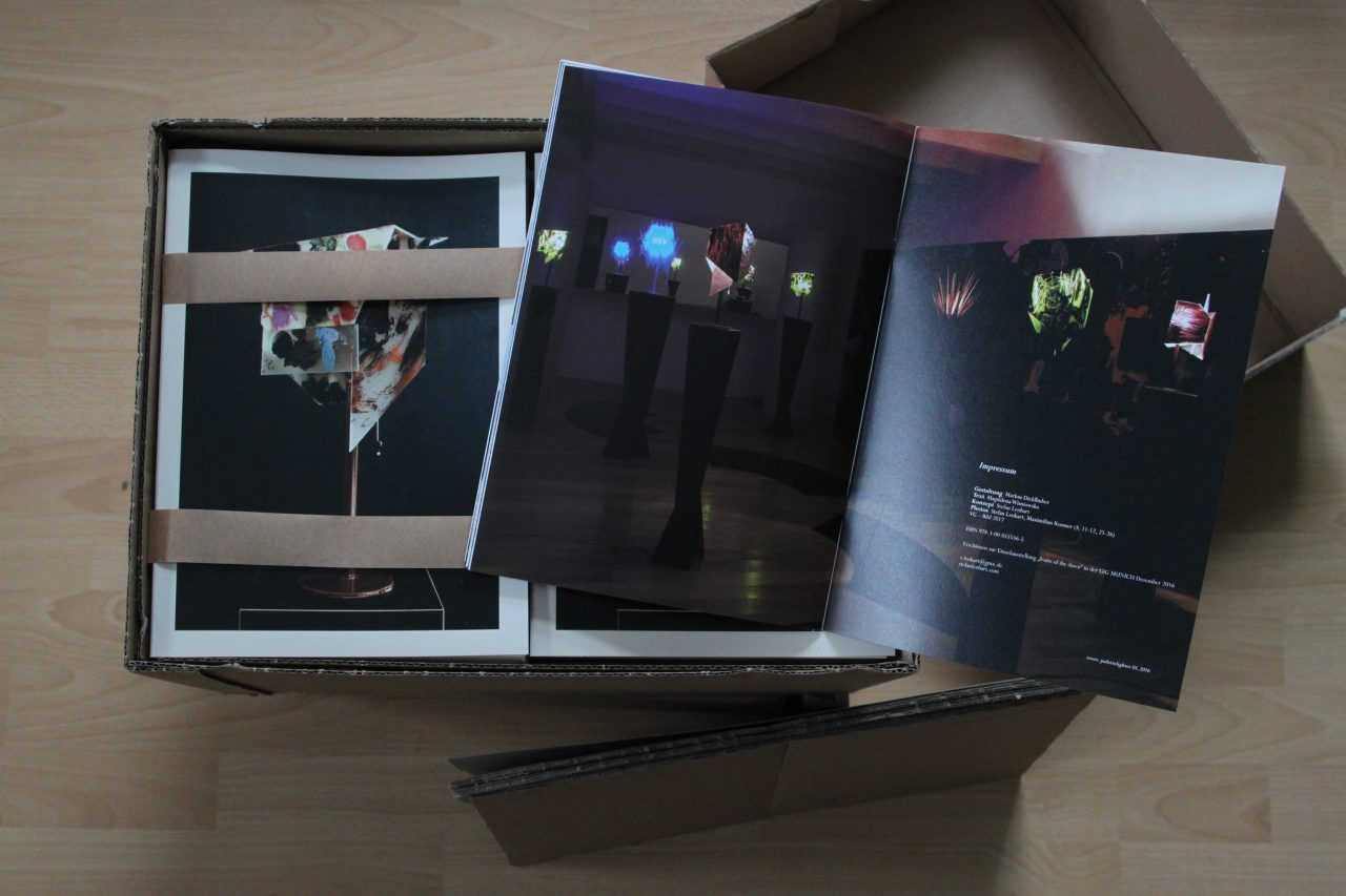 The new catalogues \ fruits of the dawn \ arrived !!!