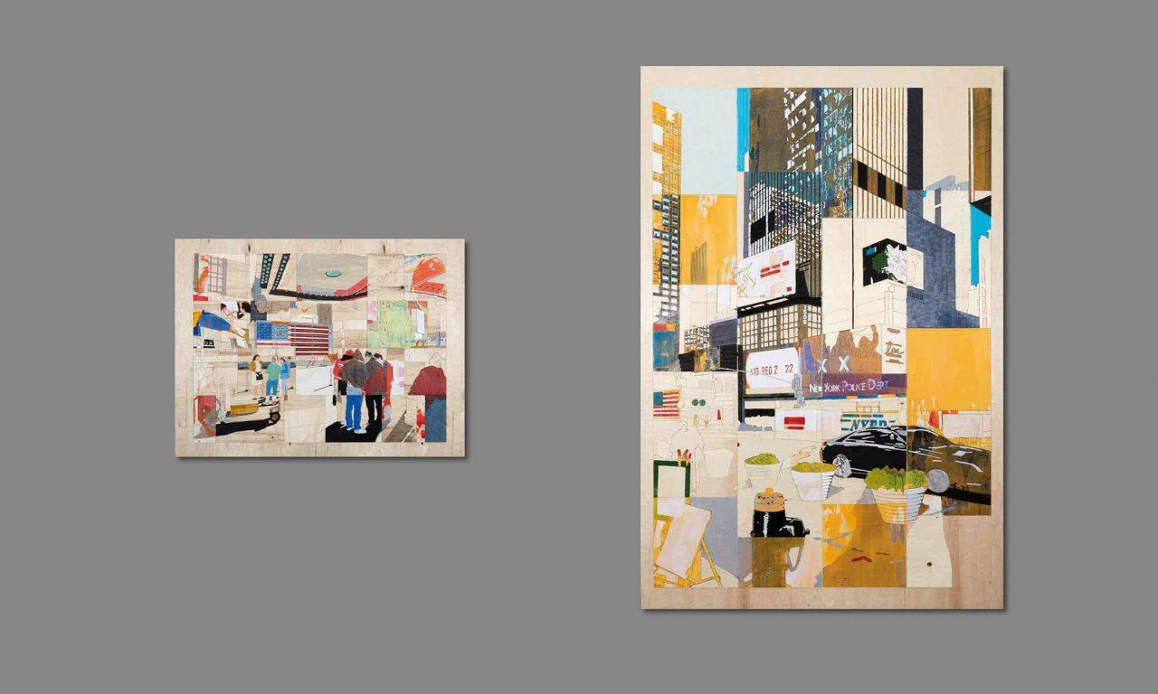 Detlef Waschkau / Art Karlsruhe / Galerie Tammen & Partner image