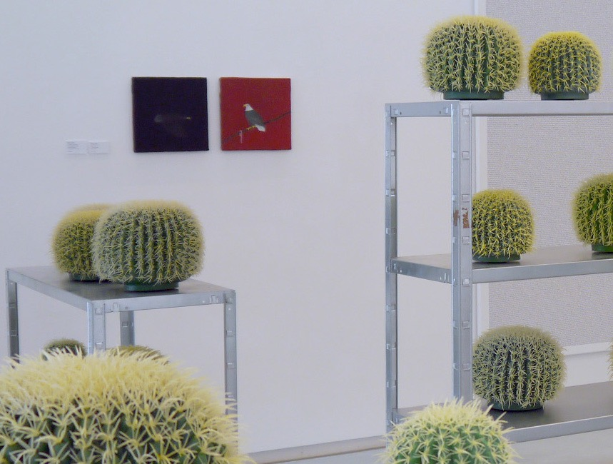 QUERBEET DURCHS GRÜN, Galerie ABTART, Stuttgart, Germany