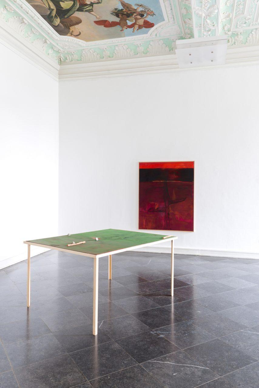 Exhibition view, 2017, NEW TALENTS: DESTINATION KUNSTHAUS NRW, Kunsthaus NRW, Kornelimünster, Photos: Bozica Babic