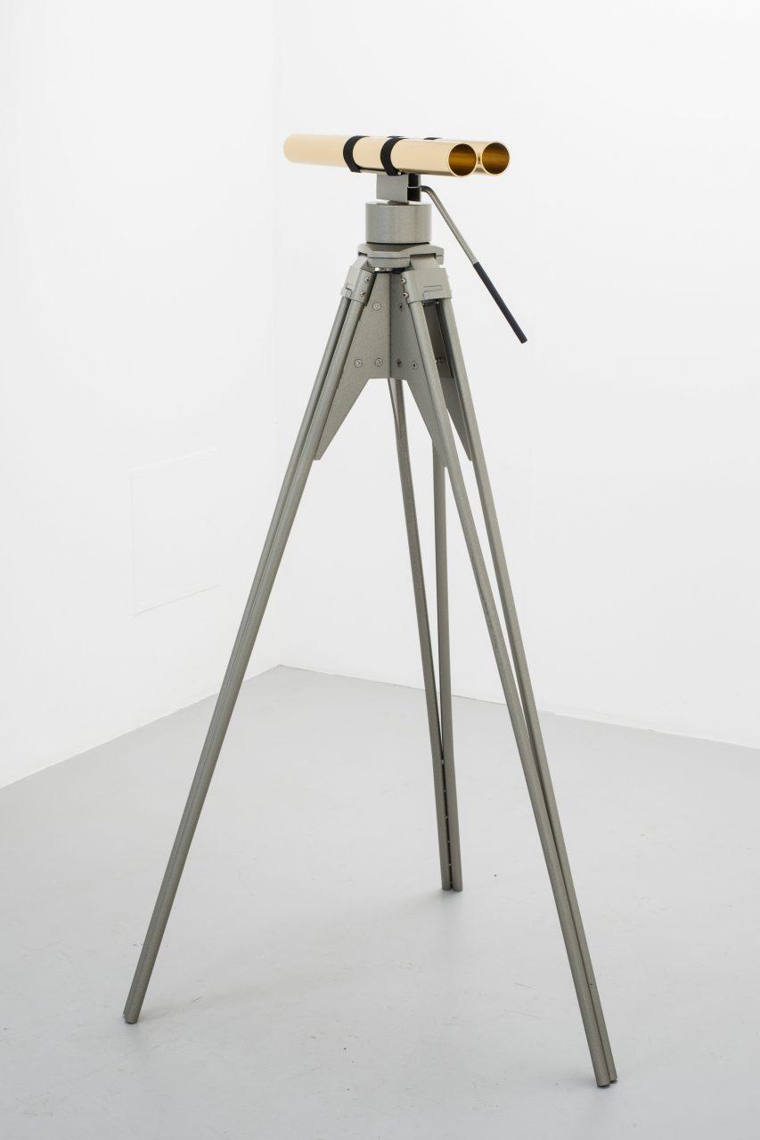 The Seer I mechanic sculpture I 140 x 80 x 80 cm