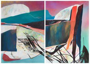 NIKE Air / WV 2015 – 227 & 228 | Ivonne Dippmann | available artwork