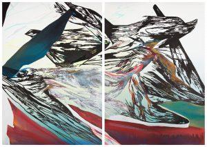 NIKE Air / WV 2015 – 229 & 230 | Ivonne Dippmann | available artwork
