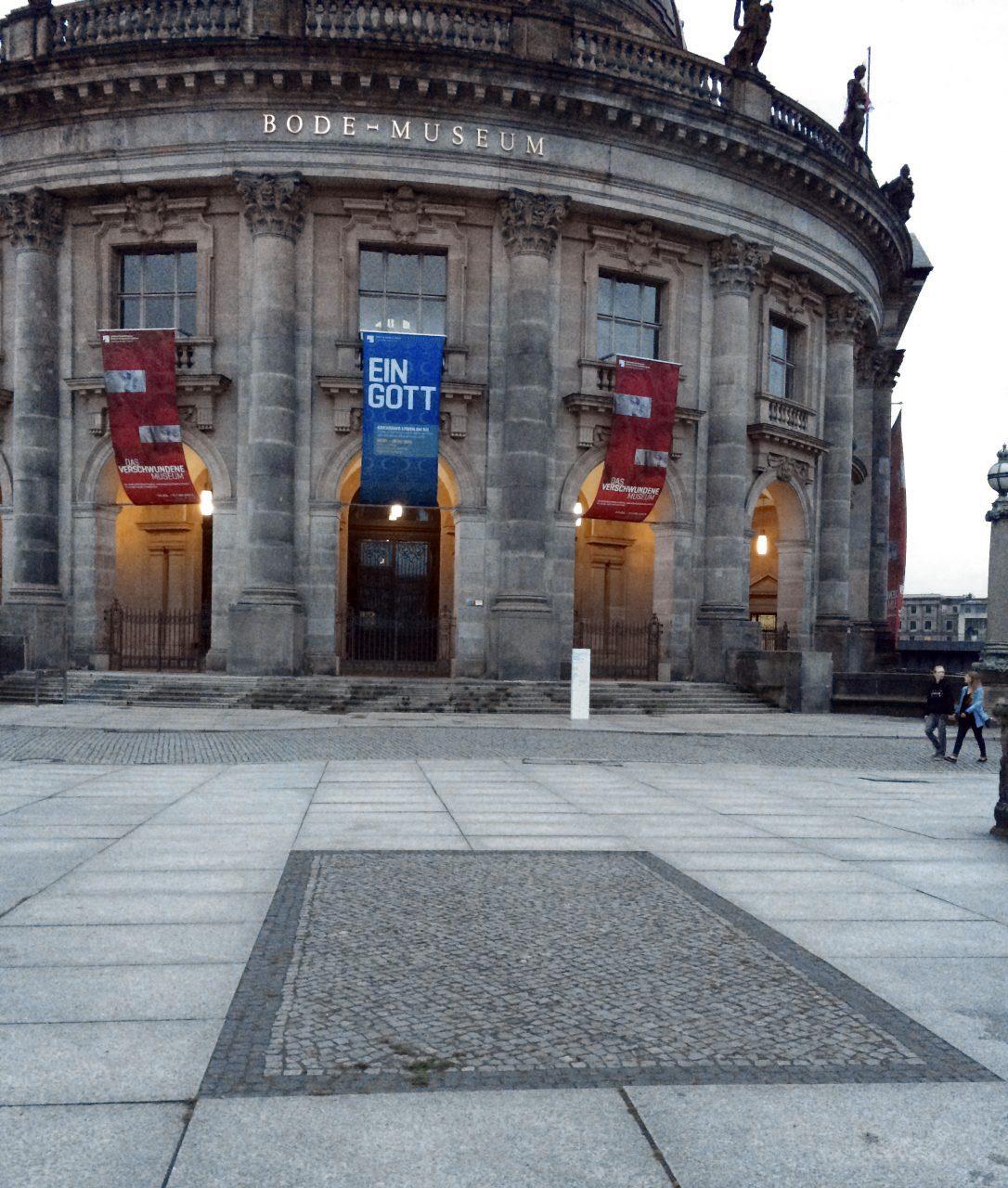 Bode Museum, Berlin 2015