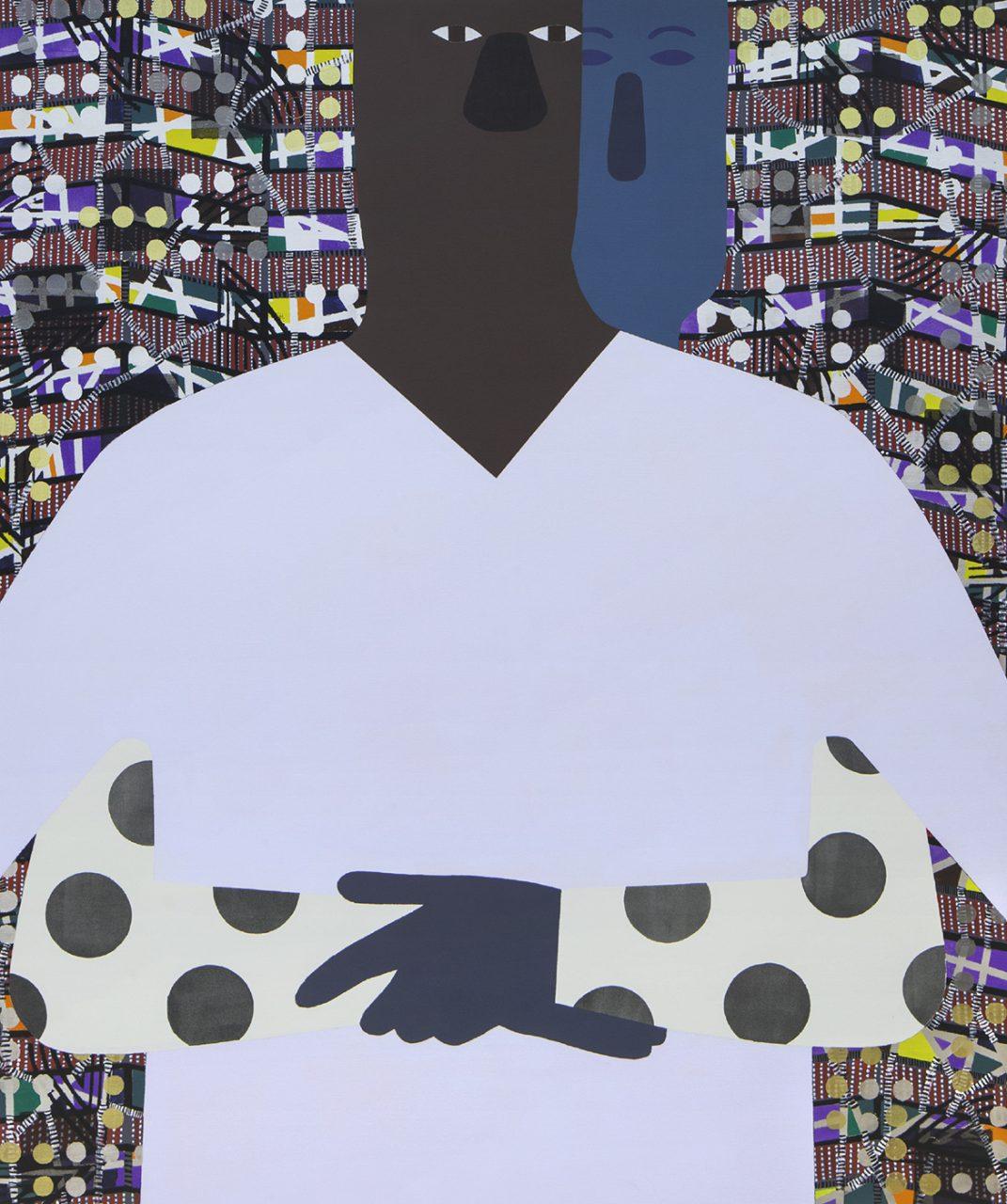 Mug & City II, 180 x 150 cm, 2015
