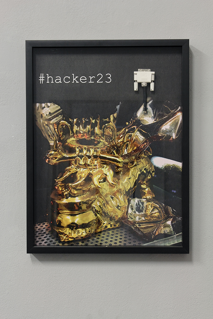 Art work 'HACKER 23'