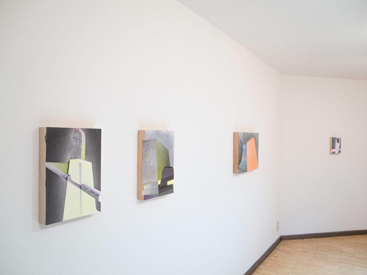 """Young Erfurt Artists"", Kunsthaus Erfurt, 2017"