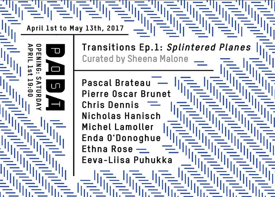 Transitions Ep.1: Splintered Planes image