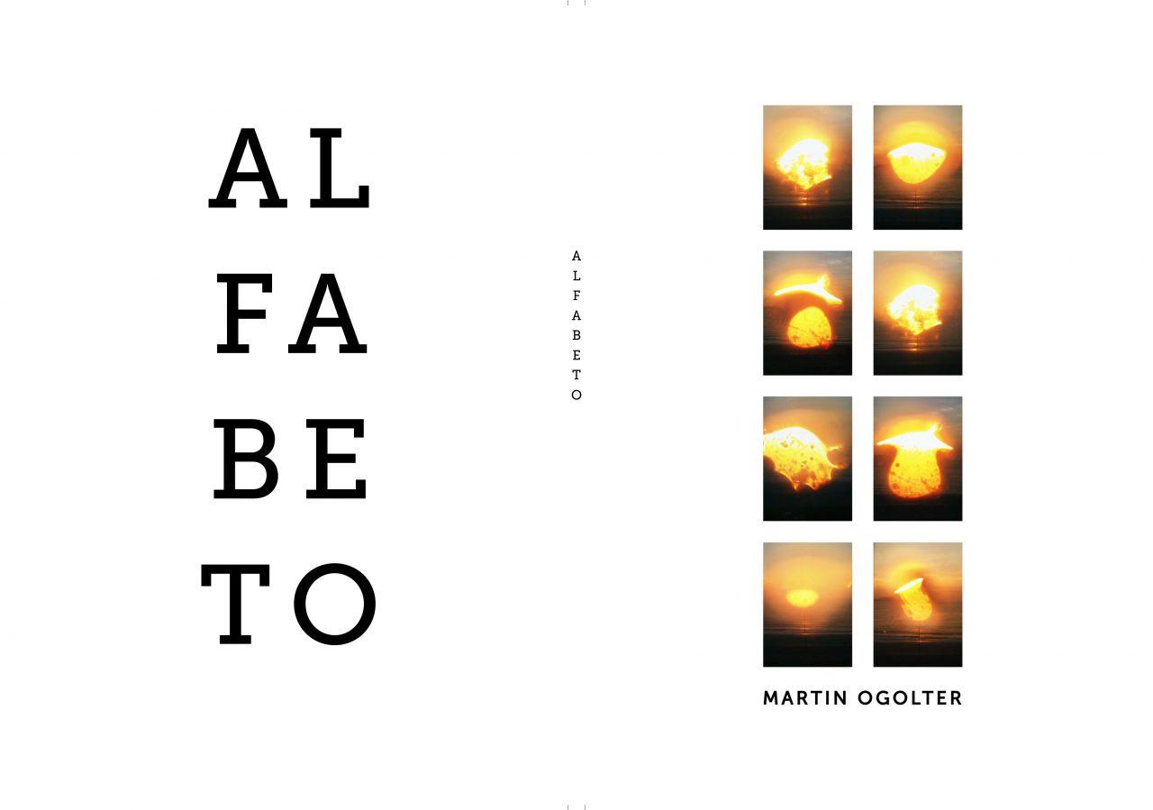 Alfabet (Carioca), 2012-2016, artist book, edition 100