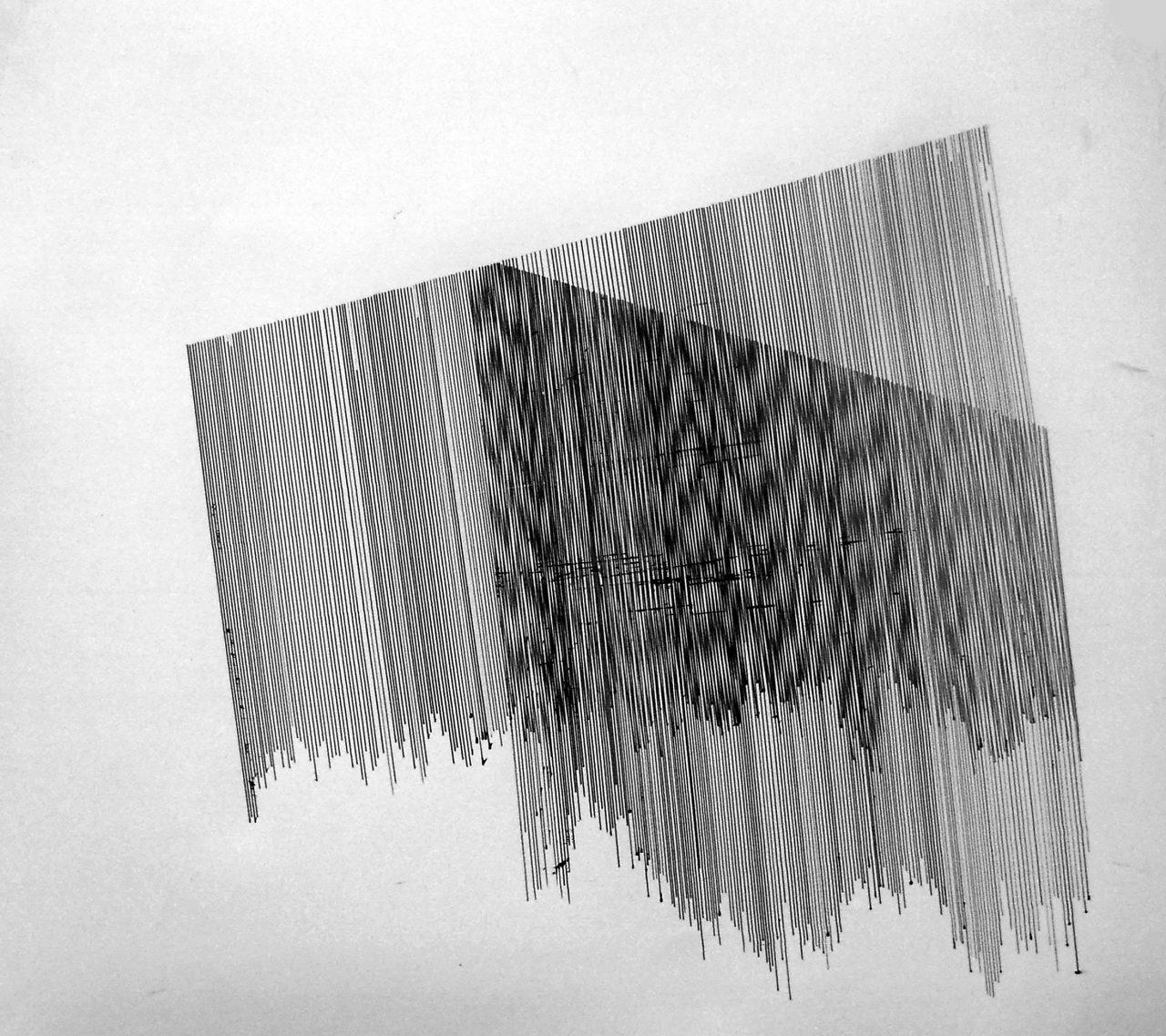 op141, ink on paper,50x50cm