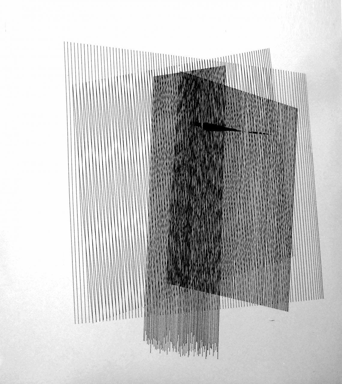 op158, ink on paper, 75x70cm