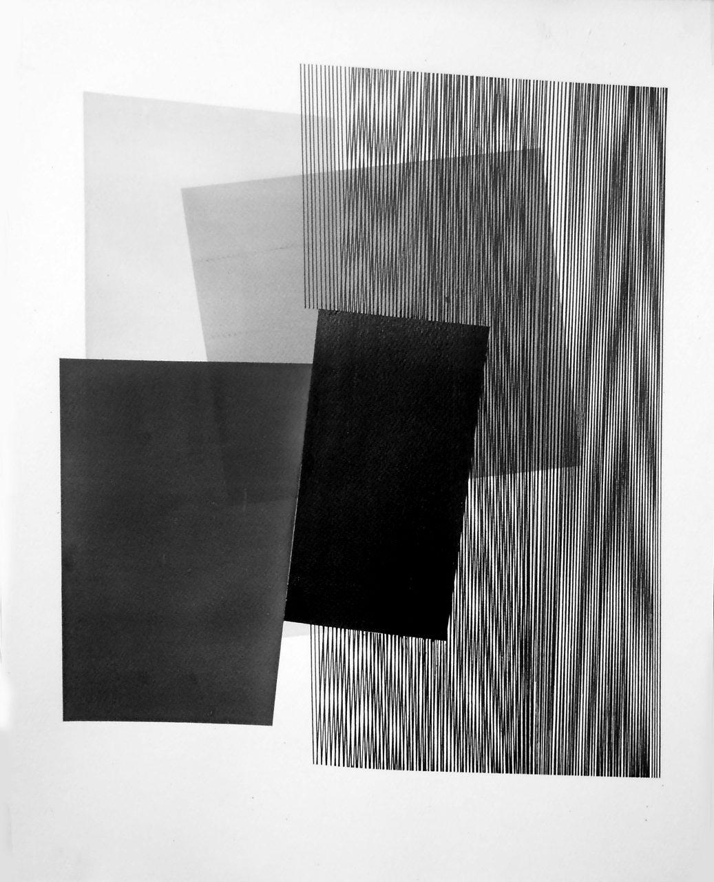 op171, ink on paper,40x50cm
