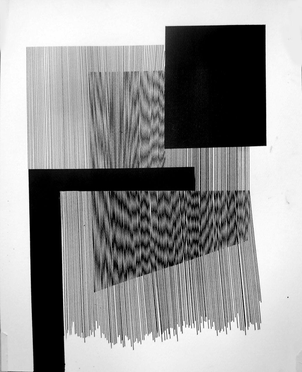 op173, ink on paper, 40x45cm