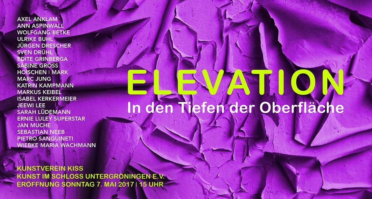 ELEVATION - In den Tiefen der Oberfläche