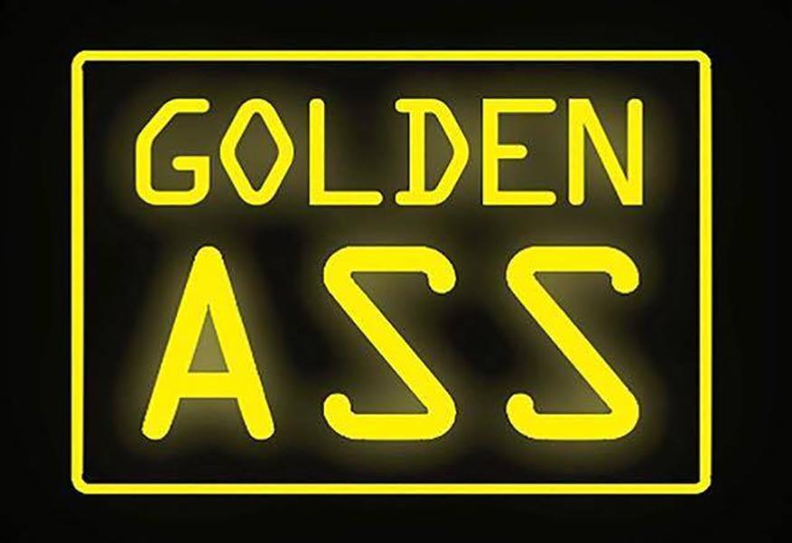 GOLDEN ASS