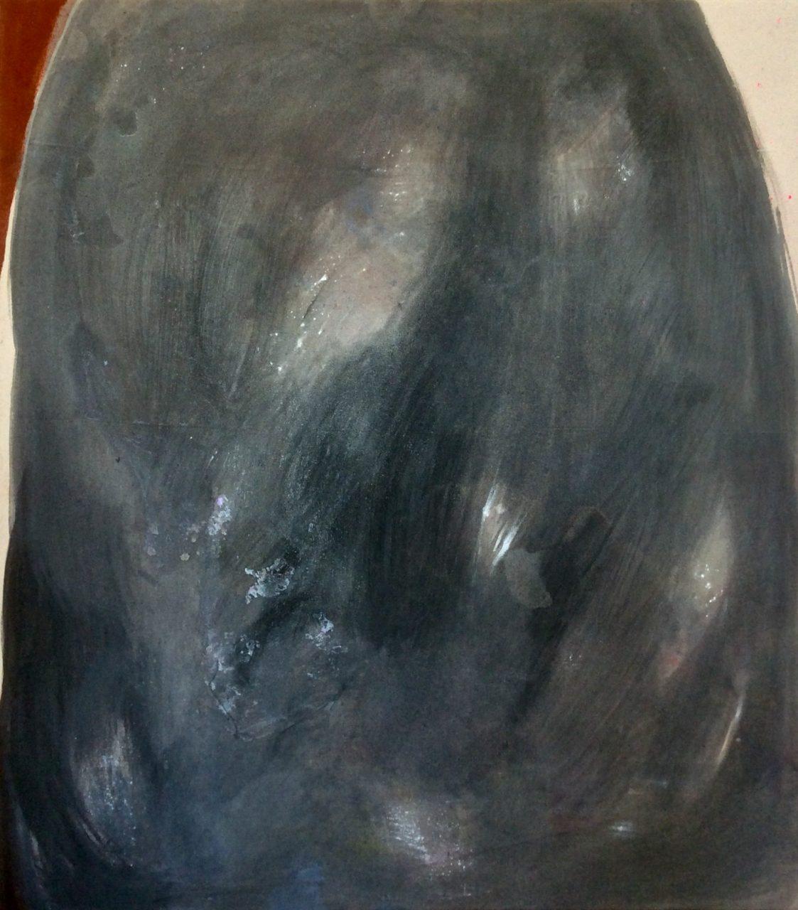 Ghostworld, 85 x 75 cm, 2017