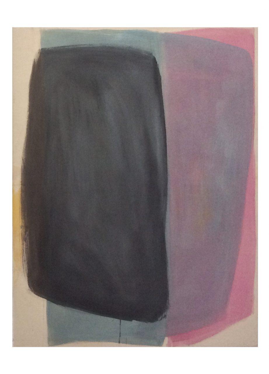 Palepainting #2, 105 x 80 cm, 2016