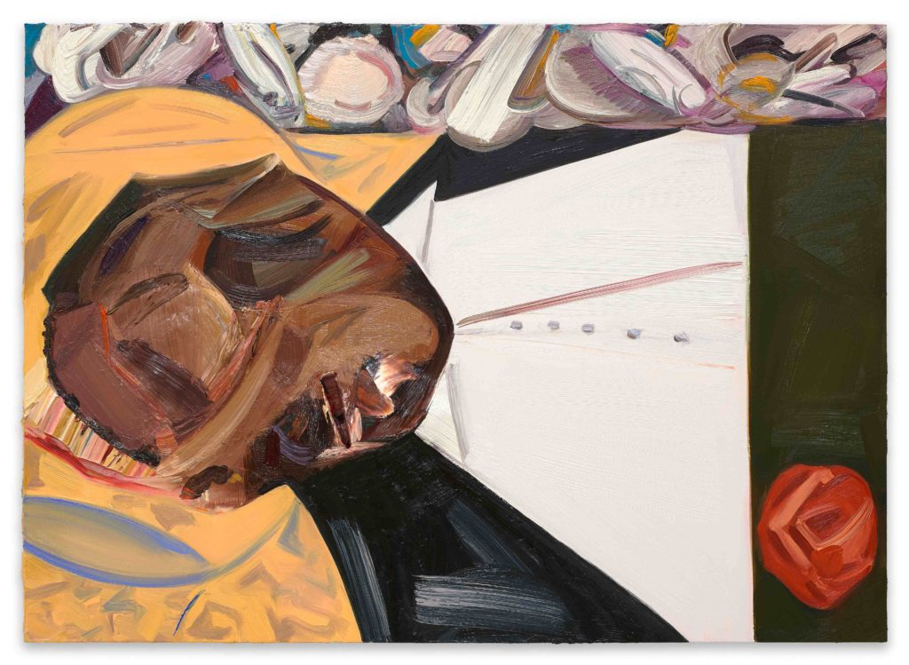 Dana Schutz painting causes controversy at the Whitney Biennial