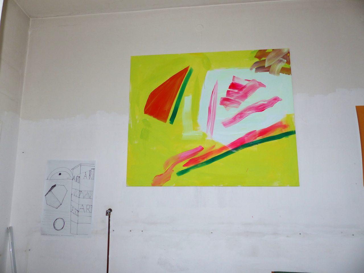 Studio view, 2