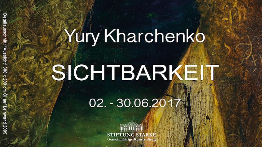 YURY KHARCHENKO featured on P! Magazine