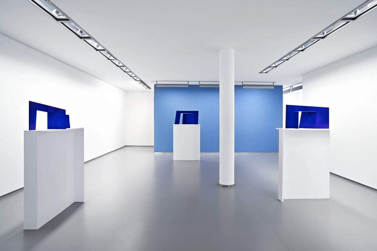 Partance, 2017 | exhibitionview @ Galerie Bernd Kugler, Innsbruck