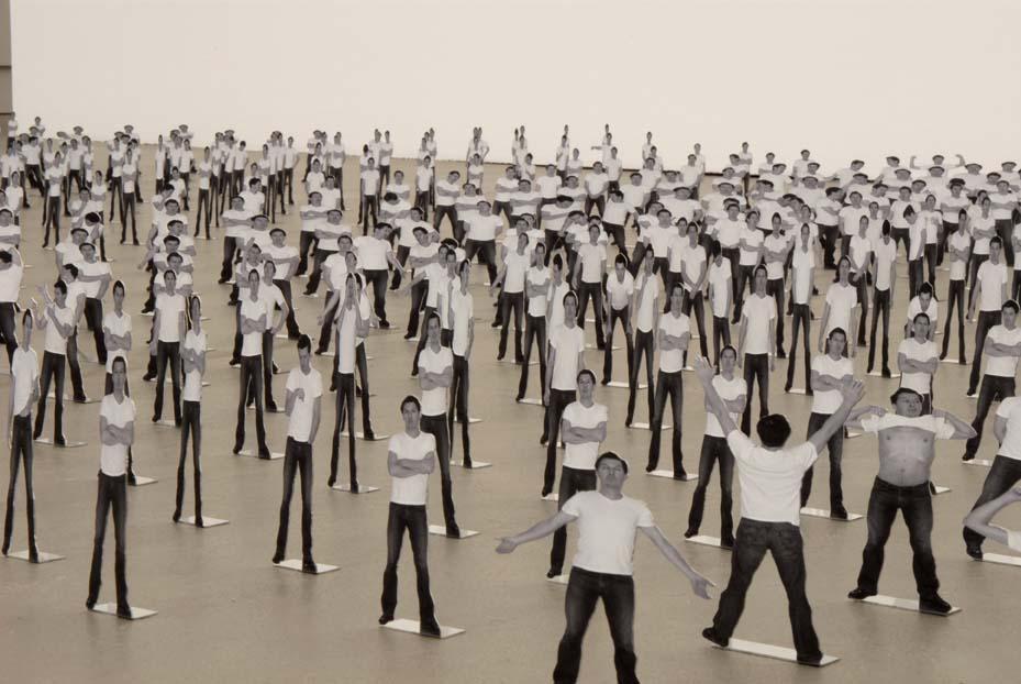 THE individuEller 2007, 666 Figuren , Größe variabel