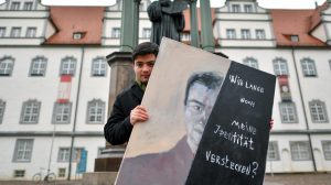 Artist taking on dark side of Luther's legacy – THE JEWISH CHRONICLE LONDON Image