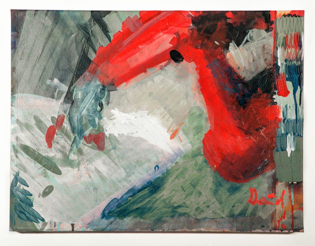e-David self portrait   Liat Grayver   available artwork